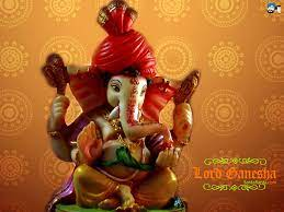 SantaBanta Lord Ganesh Wallpaper for ...