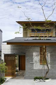 Architecture Japanese Modern House Design | Modern Face of Japanese House  Architecture with Nature Living Concept