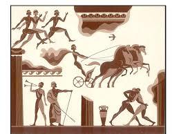 Урок истории по теме Олимпийские игры в древности  Назад