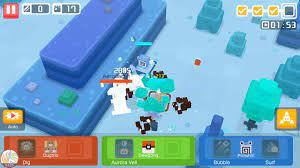 Pokemon Quest Expedition Happenstance Island Level 12-4 Gameplay 1 - YouTube