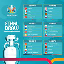 ยูโร2020 ติดตามฟุตบอลชิงแชมป์ euro2020 พร้อมสายการแข่งทุกกลุ่ม