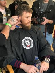 Notorious Connor Mcgregor Meets Boston Barber Tattoo Co Video