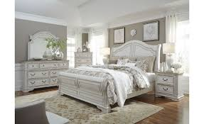 Liberty Furniture Magnolia Manor Sleigh Bedroom Set