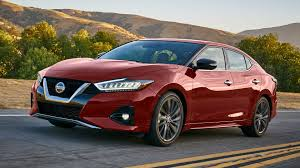 2017 Nissan Maxima Platinum Accent Lighting 2019 Nissan Maxima First Drive Resisting The Trend