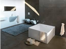 ... Minimalist Square Bathtub For Modern Bathroom Colacril Digsdigs Small  Bathtubs 4 ...