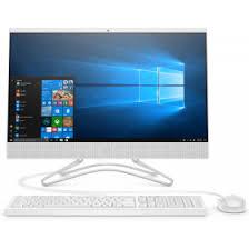 <b>Моноблок HP 24</b>-<b>f0160ur</b> NT (8TY30EA), <b>white</b> Intel Core i5-9400T ...