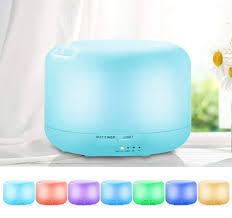 Ubegood Aroma Diffuser300ml Luftbefeuchter Ultraschall Vibration