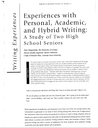 Using Personal Nce In Research Paper Example Citing How To