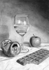 still life drawing by gabriel uggla these are the types of still life s you should be creating and photographing at home