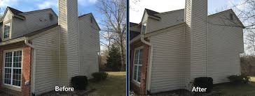 house washing before after