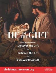 lds invitation he is the gift video