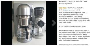 kitchenaid coffee maker troubleshooting certified coffee makers pour over coffee brewer kitchenaid artisan coffee machine troubleshooting kitchenaid coffee
