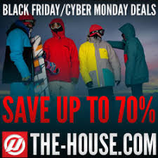 cyber monday 70 off snowboarding gear with image to access
