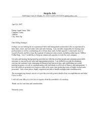 Real Estate Resume Cover Letter Cover Letter Samples Cover