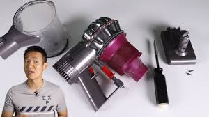 Dyson Dc59 Red Light Blinking How To Fix Dyson Dc59 V6 Not Holding Charge Or Blinking Red Light How To Replace Dyson V6 Battery