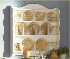 Wooden Plate Racks For Kitchens Wooden Kitchen Plate Rack Cabinet Home Design Ideas