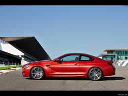 2015 BMW M6 Coupe - Side | HD Wallpaper #13