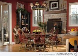 rustic country dining room ideas
