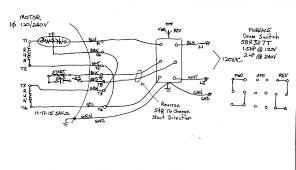 wiring diagram dayton reversing drum switch the beauteous electric ac motor reversing switch wiring diagram at Baldor Drum Switch Wiring Diagram