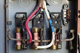 short circuit vs ground fault Home Fuse Panel Electrical Fuse Box Vs Circuit Breaker #34