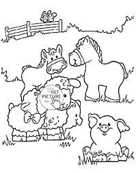 printable farm animals coloring pages barnyard coloring pages farm animal coloring farm coloring pages farm animal