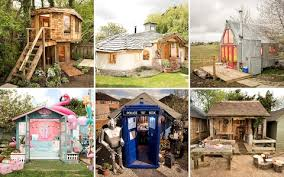 subterranean space garden backyard huts cabins sheds. Contemporary Cabins Shed Of The Year In Subterranean Space Garden Backyard Huts Cabins Sheds G