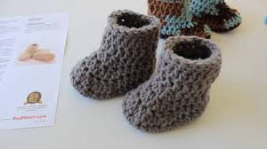 Baby Booties Crochet Pattern Custom Inspiration Ideas