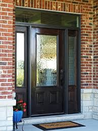 Wood Front Door With Sidelights Wood Front Door Sidelights bevegme