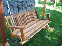 full size of decorating wooden garden swing seat bed 4 person porch swing patio swing bench