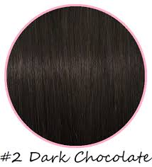 Chocolate Hair Weave Color Chart I Tip Micro Bead Sets