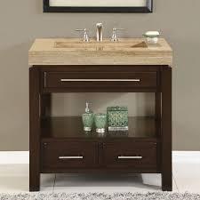 bathroom vanity with cabinet on top. 36\u201d perfecta pa-5522 bathroom vanity with cabinet on top u