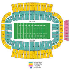 Nc State Seating Chart Nc State Stadium Seating Chart Best Picture Of Chart