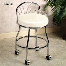 vanity seat for bathroom benches on interesting in white chairs bathrooms  furniture stools vanities