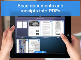 Center Scanner Ipad Evernote App Pro - English