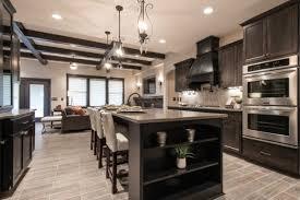 Kitchen Paint Colors Espresso Cabinets With Grey Walls KutskoKitchen