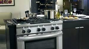 dual fuel range reviews. Kitchen Aid Range Review Gas Commercial Style Dual Fuel In . Reviews P