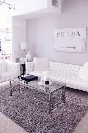 White Living Room Designs Gray White Living Room Decor White Tufted Sofa Prada Canvas