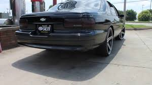 93 Caprice (Blacked Out) - YouTube