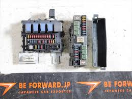 used fuse box nissan liberty ua rm12 be forward auto parts fuse box nissan liberty ua rm12