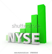 Nyse Quotes Impressive NYSE Index Growing Growth Stock Quotes Stock Illustration 48