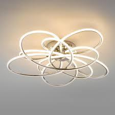 Потолочный <b>светильник EUROSVET 90143/5</b> , LED — купить в ...