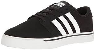 adidas neo cloudfoam. adidas neo men\u0027s cloudfoam super skate fashion sneaker, black/white/lime, 7 neo