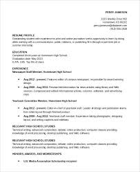 What Is Resume Profile Resume With Profile Wikirian Com