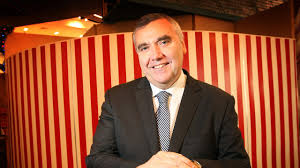 Former Myer CEO Bernie Brookes to chair Funtastic
