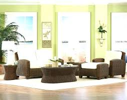wicker furniture for sunroom. Wicker Sunroom Furniture Sets Dark Brown Staining Discount For