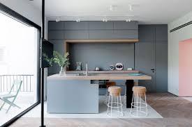 Interior design : Small Apartment Remodel In Tel Aviv Kitchen ...