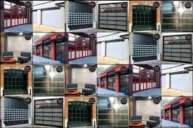 Roll Up Glass Garage Doors tloishappening