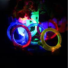 Glow Light Toys China Flashing Led Bracelets Light Up Toys Glow Bracelet
