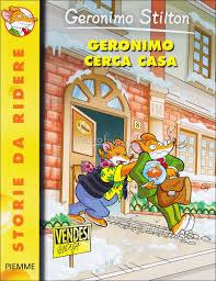 Risultati immagini per Geronimo stilton libri