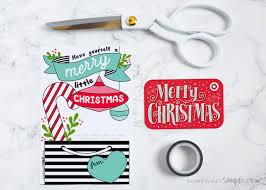 gift card supplies